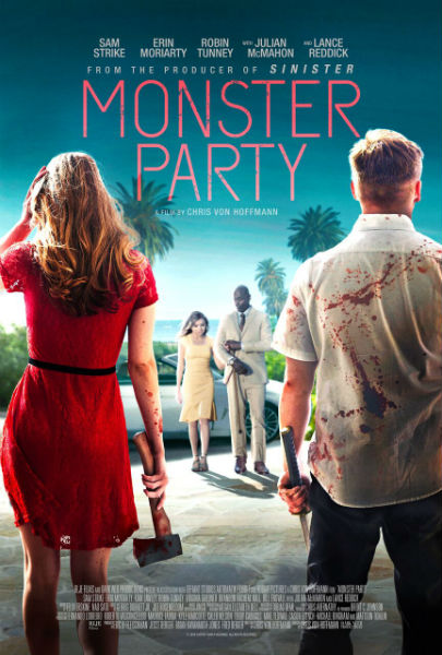 Monster Party Key Art